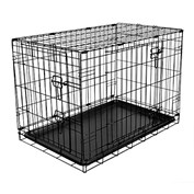 RAC Fold Flat Metal Crate - Medium - RACPB52