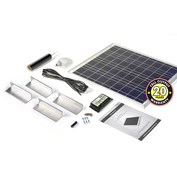 Solar Technology 45W Solar Complete Rooftop Kit