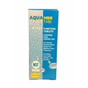 Clean Tabs Aqua Mini Water Purifying Tablets - 40 in a pack