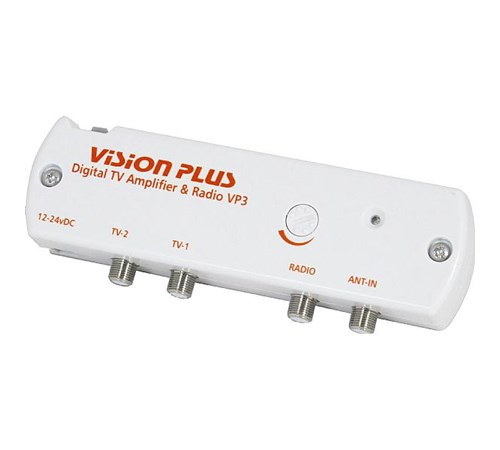Vision Plus VP3 Digital TV & Radio Amplifier