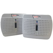 Streetwize Twin Pack Rechargeable Dehumidifier
