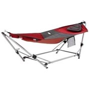Trigano Folding Hammock with Carry Bag