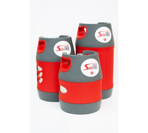 Safefill Refillable Cylinder - Large 10kg